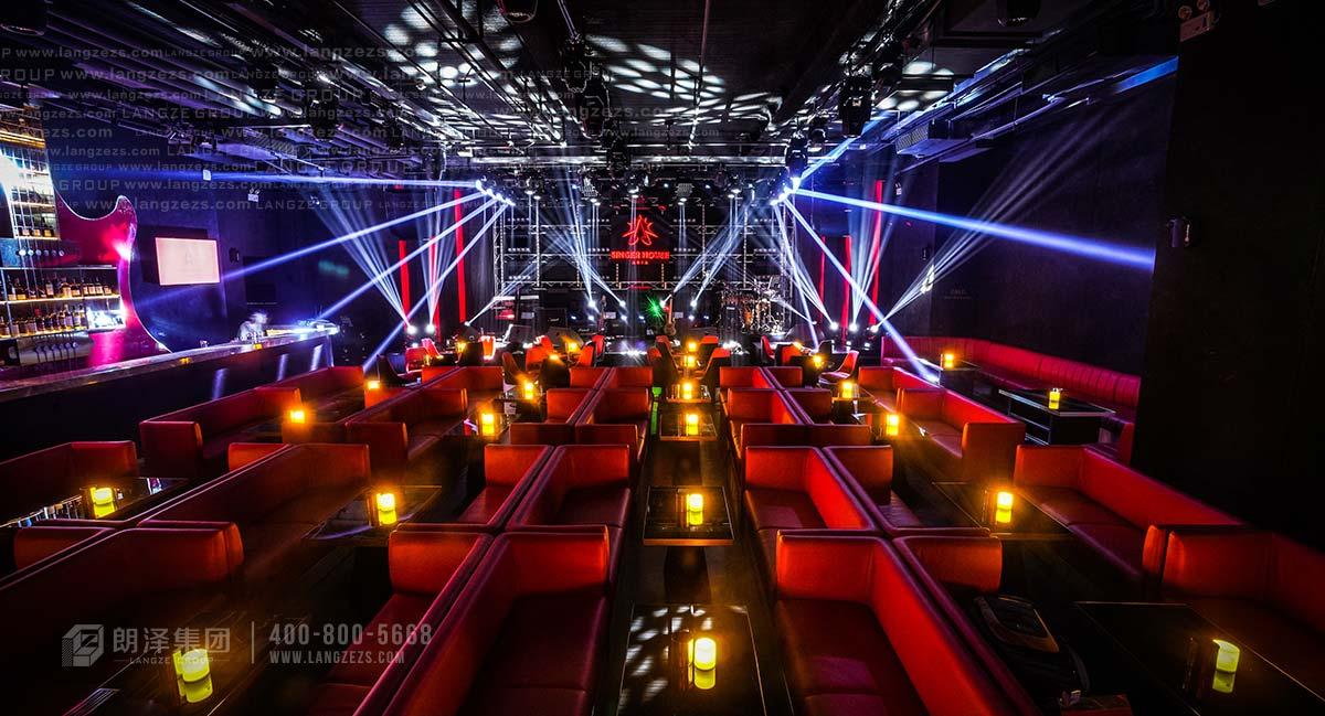 深圳 SINGER HOUSE 酒吧设计方案及效果图