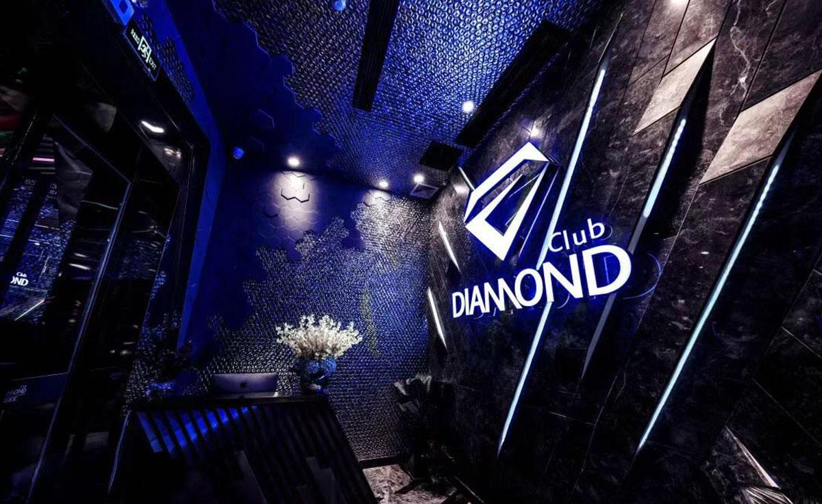 广 州DIAMOND CLUB酒吧设计案例及效果图